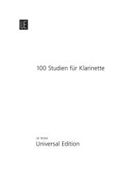 100 klassische Studien für Klarinette solo
