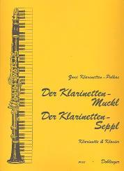 2 Klarinettenpolkas für Klarinette und Klavier