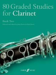 80 graded Studies vol.2 (nos.51-80) for clarinet