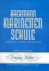 Baermann, Carl: Klarinettenschule Band 3 und Band 5