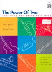 Beach, Doug: The Power of two (+MP3) for 2 clarinets, score