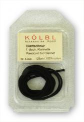 Mouthpiece cord: clarinet, German system, 140cm