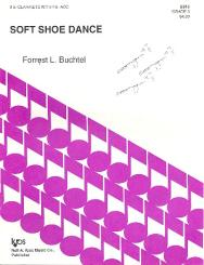 Buchtel, Forrest L.: Soft Shoe Dance for 3 clarinets and piano parts