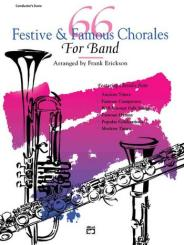 Festive and Famous Chorales for Band for oboe