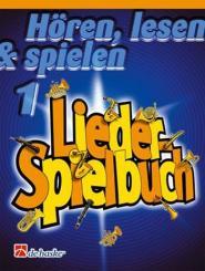 Kastelein, Jaap: Hören lesen und spielen Band 1 Liederspielbuch für Klarinette