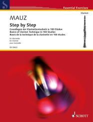 Step by Step für Klarinette