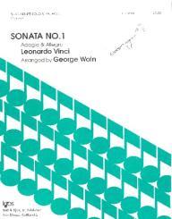 Vinci, Leonardo: Sonata no.1 for clarinet and piano