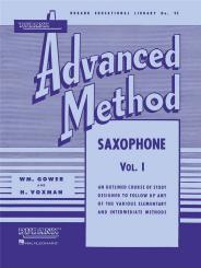 Voxman, Himie: Advanced Method vol.1 for saxophone