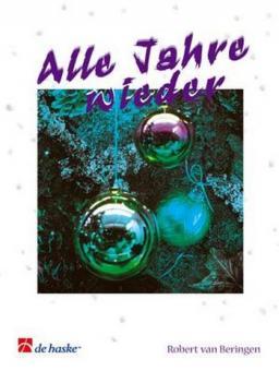 Alle Jahre wieder und 23 andere bekannte Weihnachtslieder für 2 Klarinetten