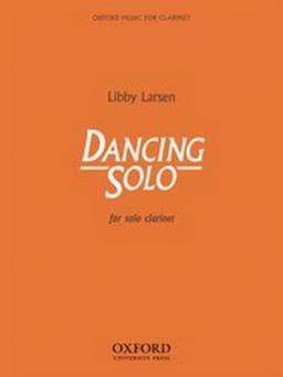Larsen, Libby: Dancing Solo for clarinet